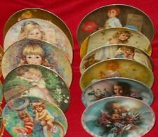 COLLECTORS PLATES CHILDHOOD THEMES VARIOUS ISSUES - SELECT PLATE