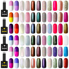 VB™ Line Nail Gel Polish Professional Top and Base Coat No Wipe Top Available 3!
