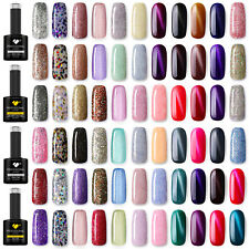 VB™ Line Nail Gel Polish Professional Top and Base Coat No Wipe Top Available 4!