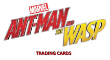 2018 Upper Deck Ant Man the Wasp Inserts/Autograph/Sketch/Relics Pick From List