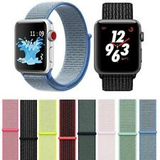 Sports Loop Band Apple Watch Nylon Strap iWatch to fit Series 2 3 4 38/40/42/44