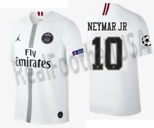 Jordan Neymar Jr Psg Paris Saint-Germain Champions League Away Jersey 2018/19