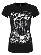 My Chemical Romance T-shirt Dead Parade Women's Black