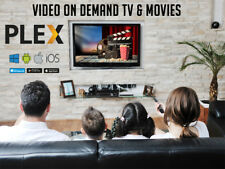 Plex VOD 1000's Movies & TV Box Sets Android iOS PC Mobile 2019 Entertainment