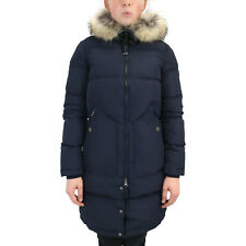 Parajumpers Light Long Bear Daunenmantel Winterjacke Parka Damen Dunkelblau