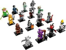 Lego 71010 Minifigure Series 14 Monsters Set of 16 Minifigures, Factory-sealed