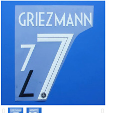 2018 France World Cup Pogba Mbappe Griezmann Shirt Kit Home Name Number Printing