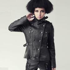 Gothic Lace Jacket Black Jacket