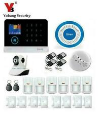 Yobang Security WIFI GSM Home Security Alarm System GPRS SMS Alarm Equipment Hom