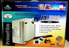 Pacific Image PrimeFilm 1800 AFL Color Film Scanner Digitizer Slides USB PC Mac