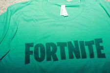 FORTNITE Epic Games Turquoise T-shirt @ Game Developers Conference San Francisco