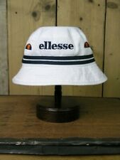 53d45868dd2 Ellesse Lorenzo White and Navy Bucket Hat SAA0839
