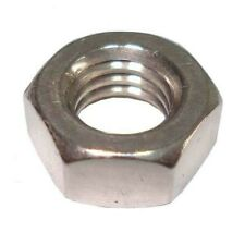 Hexagon Nut DIN934 M3 M4 M5 M6 M8 M10 M12 M16 M20 M24 M30 A2 Stainless Steel