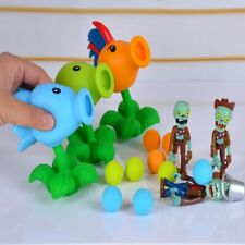 PVZ Plants vs Zombies Peashooter PVC Action Figure Model Toy Gifts Toys