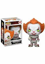 POP! Movies: IT- Pennywise Vinyl Figure with Boat