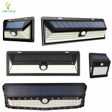 26/90/79/118 LED 1000LM Waterproof PIR Motion Sensor Solar Garden Light Outdoor