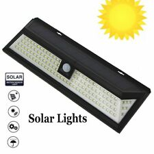Led Solar Light Outdoor Waterproof Solar Power Pir Motion Sensor Luces