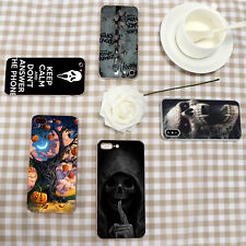 Halloween Pumpkin Series Phone Case Cover For iPhone Xs Max 7/8 &Samsung S8/S9+