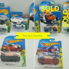 Hot Wheels|HW Exotics/ City Works|Pick Your Car|TRUSTED USA/INTERNATIONAL SELLER