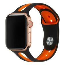 Watch Band For Apple Watch Band 42 38 44 40mm Strap Silicone iWatch Series 4/3/2