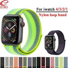 Sport Loop Strap for Apple Watch Band  42 40 38 40mm Nylon Weave 1 2 3 4