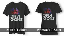 IMAGINE DRAGONS GON MAN T-SHIRT AND WOMAN T-SHIRT USA SIZE EM1