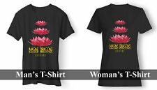 IMAGINE DRAGONS ORIGINS LOTUS ART MAN T-SHIRT AND WOMAN T-SHIRT USA SIZE EM1