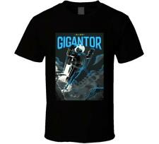 GIGANTOR ROBOT ACTION ANIME JAPANESE T SHIRT MENS MANY COLORS GIFT USA SIZE EM1