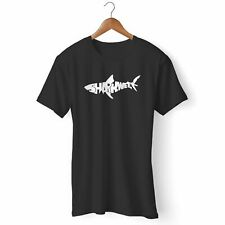 NEW SHARK WEEK MAN'S / WOMAN'S T-SHIRT USA SIZE EM1