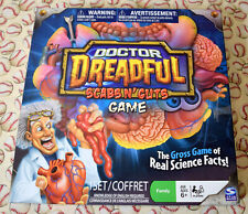 Doctor Dreadful Scabs N' Guts Game Replacement Parts & Pieces 2011 Spin Master