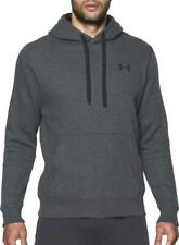 Under Armour Rival Mens Overhead Hooded Sweatshirt  M L XL  Grey Hoody pullover