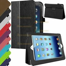 Premium Smart PU Leather Magnetic Stand Case Cover For Apple iPad Air 2 / iPad 6