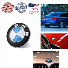 Emblem Logo Replacement for BMW Hood/Trunk 82mm for ALL Models E30 E36 E34 E60 E