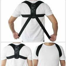 Adjustable Support Belt Posture Corrector Clavicle Spine Back Shoulder Lumbar