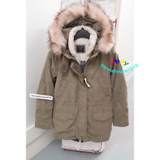 ABERCROMBIE & FITCH WOMENS ULTRA PARKA JACKET COAT OLIVE GREEN SIZE S,M,XL