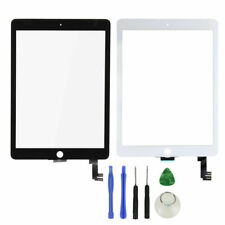 LOT For iPad Air 2 2nd Gen A1566 A1567 Glass Touch Screen Digitizer Replacement