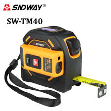 New Laser Distance Meter Range Finder 40M 60M Laser Tape Measure Digital
