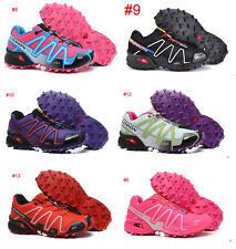 2019 New Men's Women Salomon Speedcross Athletic Running Outdoor Hiking Shoes