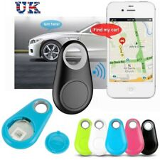 2x Bluetooth GPS Locator Tag Alarm Finder Tracker for Key Wallet Car Pet Child