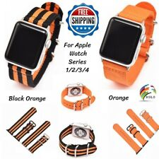 Nylon Watchband For Apple Watch 38/42/40/44mm Band Strap Wristband Series 1/2/3
