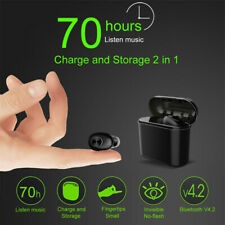 New 2019 Wireless Bluetooth Headphones Earbuds Ear pods Airpods For Apple iPhone