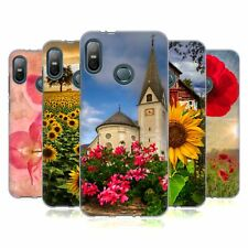 OFFICIAL CELEBRATE LIFE GALLERY FLORALS GEL CASE FOR HTC PHONES 1