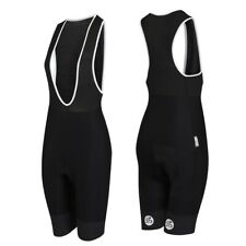 D2D Peloton II Ladies Cycling Bib Shorts with Women's 4D chamois
