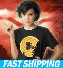 NEW Stranger Things 2 Dustin eleven Waffle T Shirt - SIZE S - 5XL --
