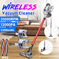 WINKSOAR Cordless Vacuum Cleaner 12000Pa Suction Bagless Upright Handheld Stick