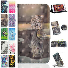 For iPhone 8 Plus Case 7+ 6s XS Max XR Magnetic Leather Stand Card Wallet Cover