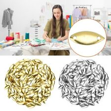 1000pcs Flat Round Loose Sequins Paillettes 2 Hole Sewing Wedding Decorations