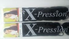 1 x Expression Premuim Ultra Braids plaits Twist Hair Extension