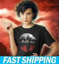 NEW Stranger Things Upside Down World Eleven T Shirt - SIZE S - 5XL