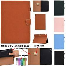For Apple iPad 6th Gen 5th 2 3 4 Air Pro Mini 5 2019 Case Smart Leather Cover